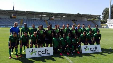 MOREIRENSE VENCE FC PORTO B COM DOIS GOLOS DE RAMÍREZ