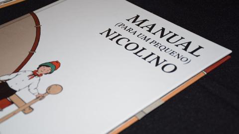 LIVRO PARA JOVENS NICOLINOS APRESENTADO HOJE