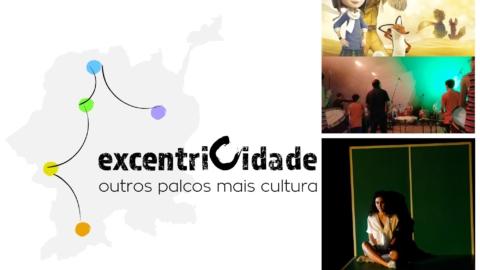 """""""EXCENTRICIDADE"""" COM SEIS EVENTOS NO CONCELHO DURANTE O MÊS DE NOVEMBRO"""