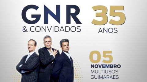 GNR & CONVIDADOS NO MULTIUSOS