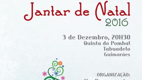 JANTAR SOLIDÁRIO DE NATAL