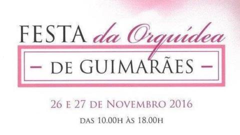 FESTA DA ORQUÍDEA EM GUIMARÃES