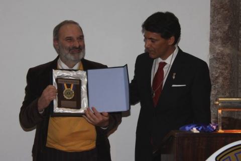 DR. VASCO CARNEIRO HOMENAGEADO PELO LIONS CLUBE DE GUIMARÃES