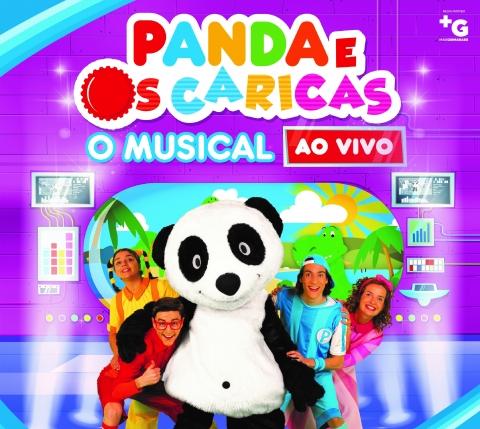O PANDA E OS CARICAS ESTÃO A CHEGAR A GUIMARÃES