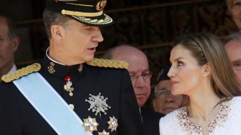 REIS DE ESPANHA JANTAM EM GUIMARÃES