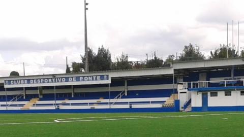 FUTEBOL SOLIDÁRIO NO CLUBE DESPORTIVO DE PONTE