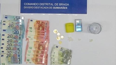 PSP DETEVE SUSPEITO POR TRÁFICO DE ESTUPEFACIENTES