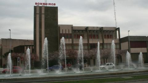 HERÓIS DE GUIMARÃES DÃO A CARA PELOS BOMBEIROS