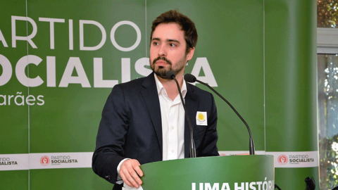 NELSON FELGUEIRAS REELEITO SECRETÁRIO NACIONAL DA JUVENTUDE SOCIALISTA
