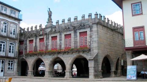 """GUIMARÃES APRESENTA 2º CONGRESSO INTERNACIONAL """"AS CIDADES NA HISTÓRIA"""""""