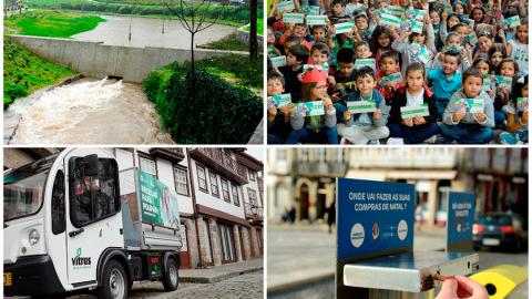 """GUIMARÃES COM 4 NOMEAÇÕES PARA O """"GREEN PROJECT AWARDS 2016"""""""