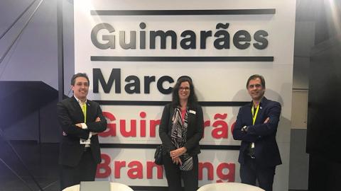"""GUIMARÃES MARCA"" PRESENTE NA HEIMTEXTIL 2017"