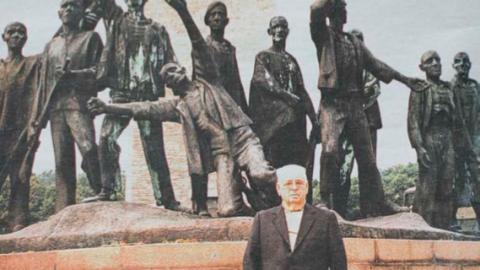 LUÍS FERREIRA, O VIMARANENSE SOBREVIVENTE DO HOLOCAUSTO