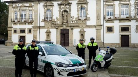 CÂMARA ADQUIRE VEÍCULO ELÉTRICO PARA A POLÍCIA MUNICIPAL