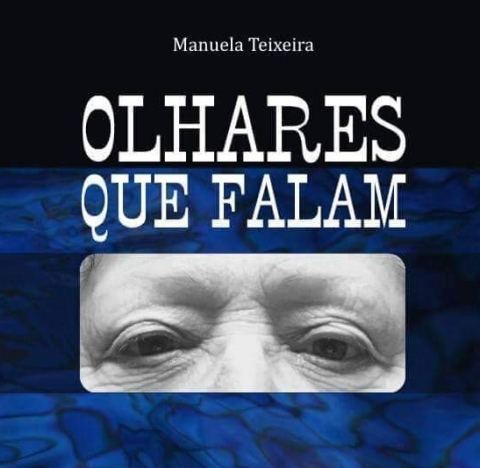 VIMARANENSE MANUELA TEIXEIRA APRESENTA LIVRO AO FINAL DA TARDE DESTA TERÇA-FEIRA.