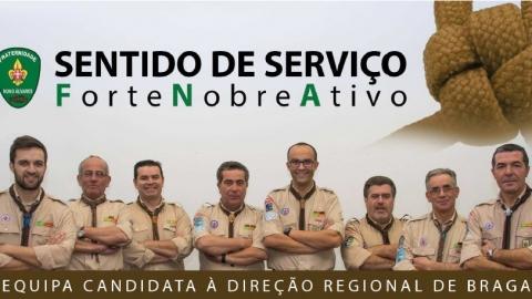 LISTA CANDIDATA DA FNA PERCORRE CONCELHOS DA REGIÃO