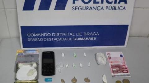 DETENÇÕES POR TRÁFICO DE ESTUPEFACIENTE