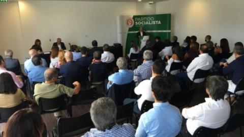 CONCELHIA DO PARTIDO SOCIALISTA CONDENA POSIÇÕES DA COLIGAÇÃO PSD/PP
