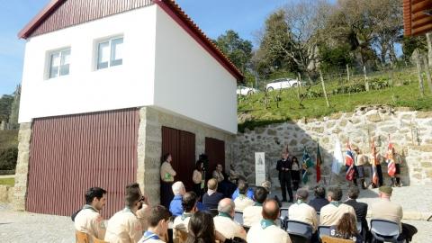 INAUGURADO CENTRO DE EDUCAÇÃO E INTERPRETAÇÃO AMBIENTAL