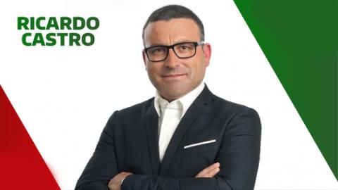 RICARDO CASTRO, CANDIDATO DO PS A SILVARES