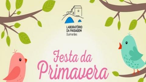 """LABORATÓRIO DA PAISAGEM RECEBE A """"FESTA DA PRIMAVERA"""""""