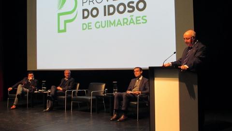 JOSÉ LOPES FOI APRESENTADO COMO PROVEDOR DO IDOSO DE GUIMARÃES