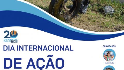 DIA INTERNACIONAL DE AÇÃO PELOS RIOS