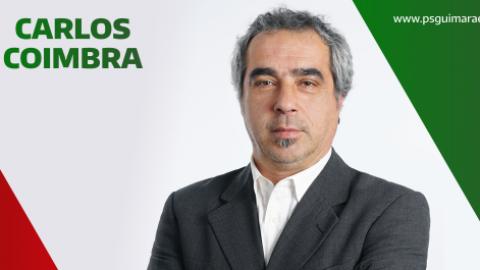 CARLOS COIMBRA CANDIDATO À JUNTA DE FREGUESIA DA COSTA