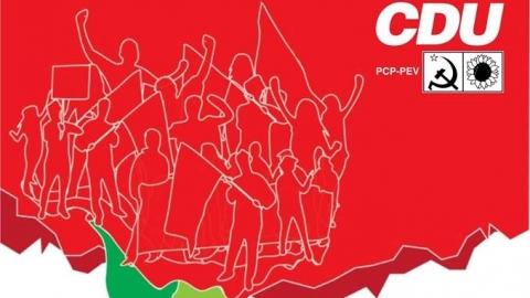 CDU DE GUIMARÃES COMEMORA A REVOLUÇÃO
