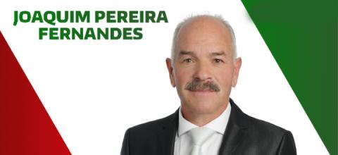 JOAQUIM FERNANDES É O CANDIDATO À UNIÃO DE FREGUESIAS DE PRAZINS SANTO TIRSO E CORVITE