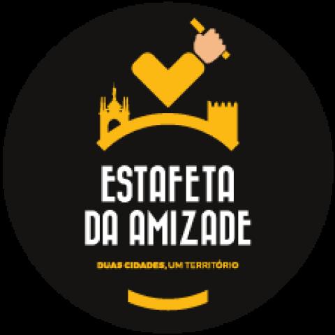 """""""ESTAFETA DA AMIZADE"""" ENTRE GUIMARÃES E BRAGA"""