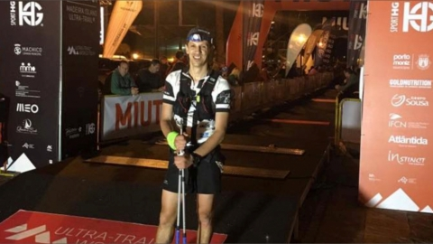 VITOR SILVA SUPEROU OS 115KM DO MADEIRA ISLAND ULTRA TRAIL