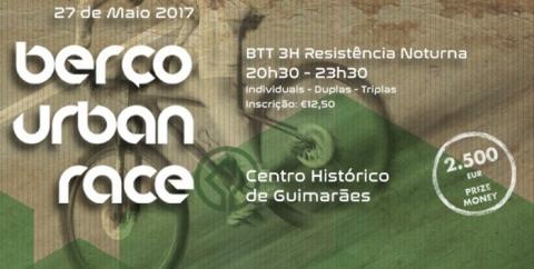 BERÇO URBAN RACE: AS BICICLETAS VÃO ACELERAR NO CENTRO DE GUIMARÃES
