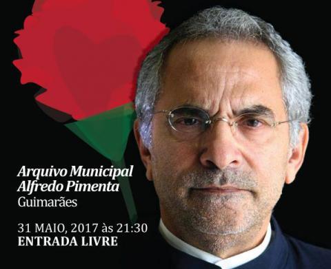 RAMOS-HORTA ESTA QUARTA-FEIRA NO ARQUIVO MUNICIPAL