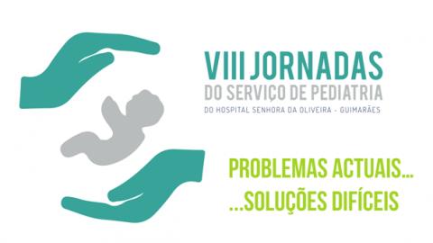 """""""VIII JORNADAS DO SERVIÇO DE PEDIATRIA"""""""