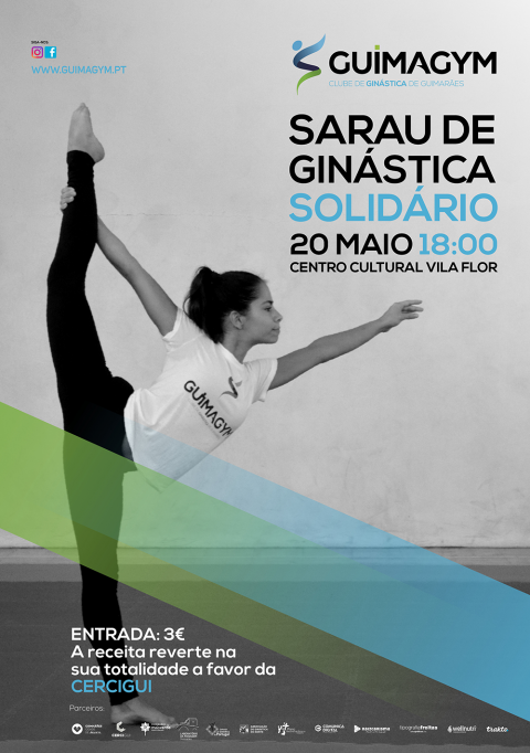 I SARAU DE GINÁSTICA SOLIDÁRIO