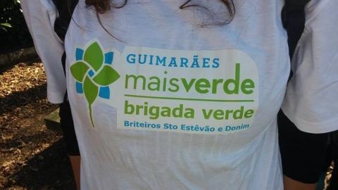 BRIGADA VERDE ORGANIZA LIMPEZA DO RIO AVE