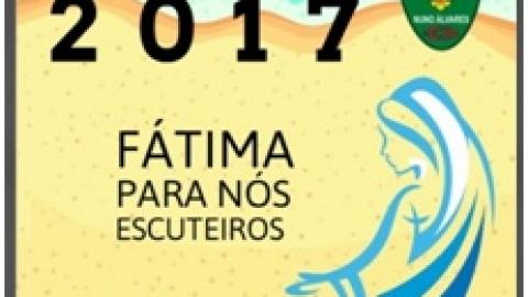 FNA – ESCUTEIROS ADULTOS REALIZA ATIVIDADE REGIONAL, R'GRABA2017