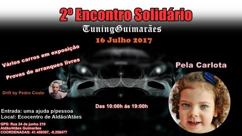SEGUNDO ENCONTRO SOLIDÁRIO TUNING GUIMARÃES