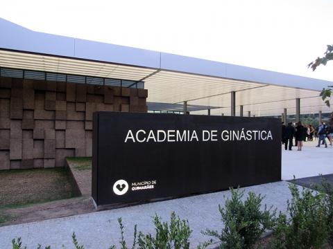 "GUIMARÃES TEM ACADEMIA DE GINÁSTICA ""AMIGA DO AMBIENTE"""