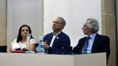 """RAMOS-HORTA FALA SOBRE A """"CONSTRUÇÃO DA DEMOCRACIA"""""""
