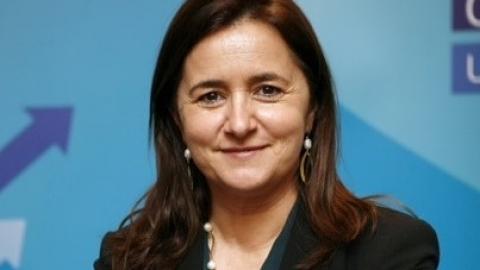 MARIA JOSÉ FERNANDES ELEITA PRESIDENTE DO IPCA