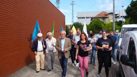 CDU EM CONTACTO COM A POPULAÇÃO DE SELHO S. JORGE