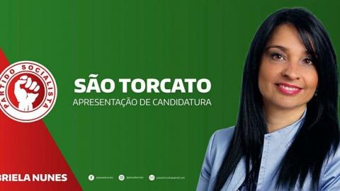 PS APRESENTA HOJE CANDIDATURA DE GABRIELA NUNES NA VILA DE SÃO TORCATO