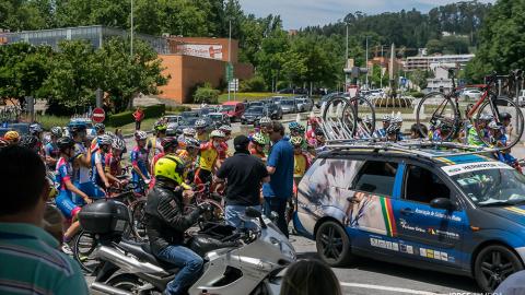 CICLISMO MANIFESTOU-SE CONTRA CUSTOS DE POLICIAMENTO