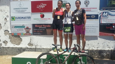 "RITA LOPES VENCE TRIATLO ""CROSS"" DO CAMPEONATO DO NORTE"