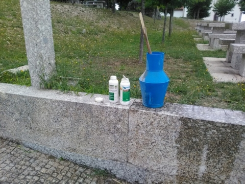 IRMANDADE DA LAPINHA ACUSADA DE USO ILEGAL DE PESTICIDAS