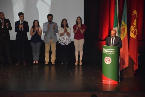 PARTIDO SOCIALISTA APRESENTA PROGRAMA ELEITORAL ESTA SEXTA-FEIRA