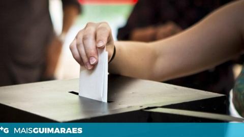 DIA 01 DE OUTUBRO VOTA-SE PARA AS AUTARQUIAS PELA 12º VEZ