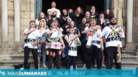 ESTUDANTES DA UMINHO PERCORREM HOJE AS RUAS DA CIDADE